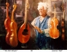 the-violin-maker ( oil - 60 x 90cm )