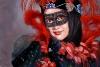 fleur-masquerade( oil - 60 x 90cm )