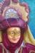 magenta-masquerade( oil - 90 x 60cm )