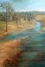 ovens-river-at-porepunkah  ( oil - 75 x 50cm )