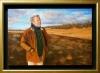 Robert Stephens  ( oil - 60 x 90cm )