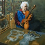 Kevin Williams - violin maker