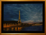 Eiffel Tower – Paris –